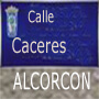 CACERES ALCORCON